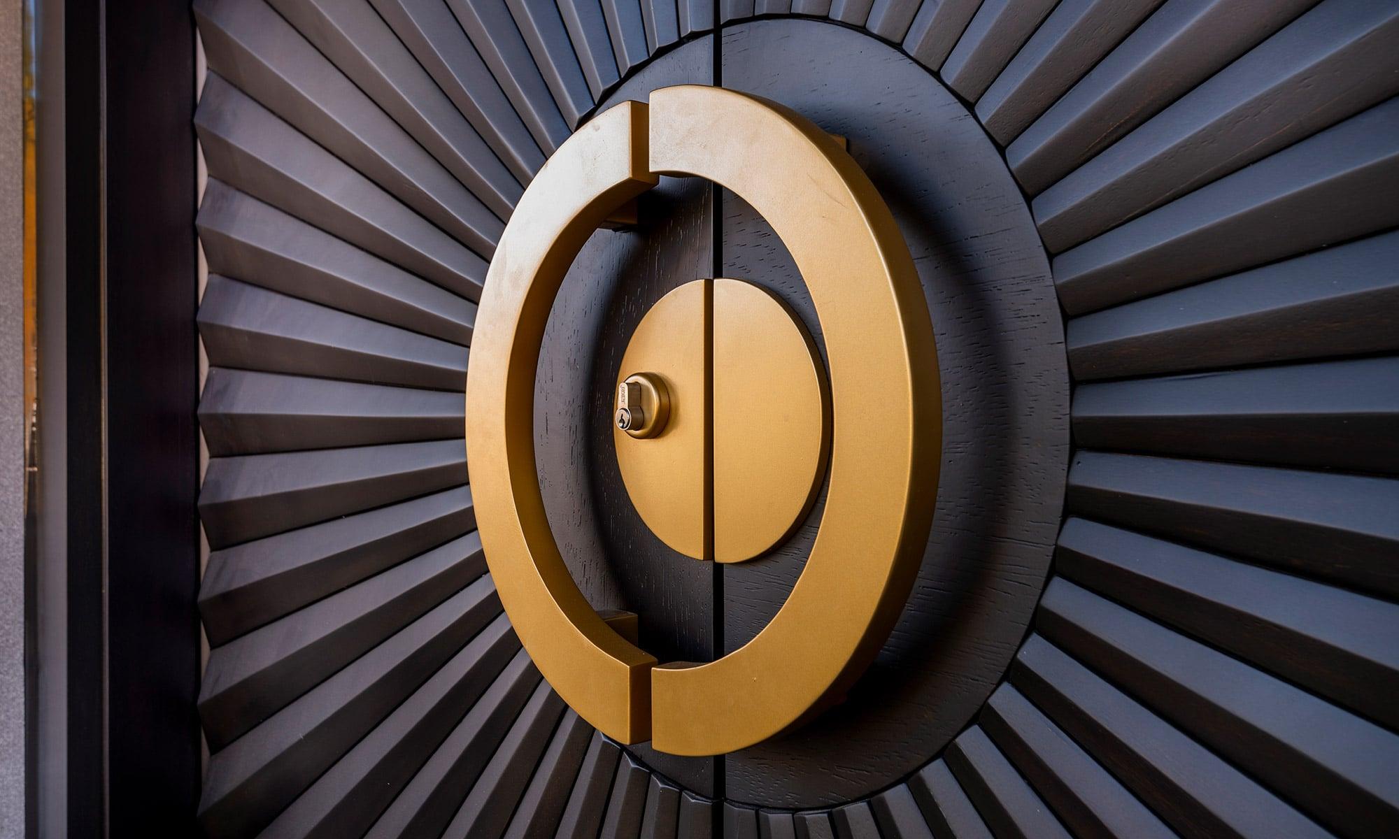 Custom Contemporary Door Designs for your Estate