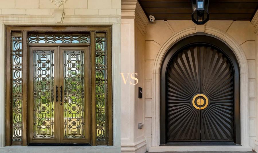Metal Vs Wood Doors