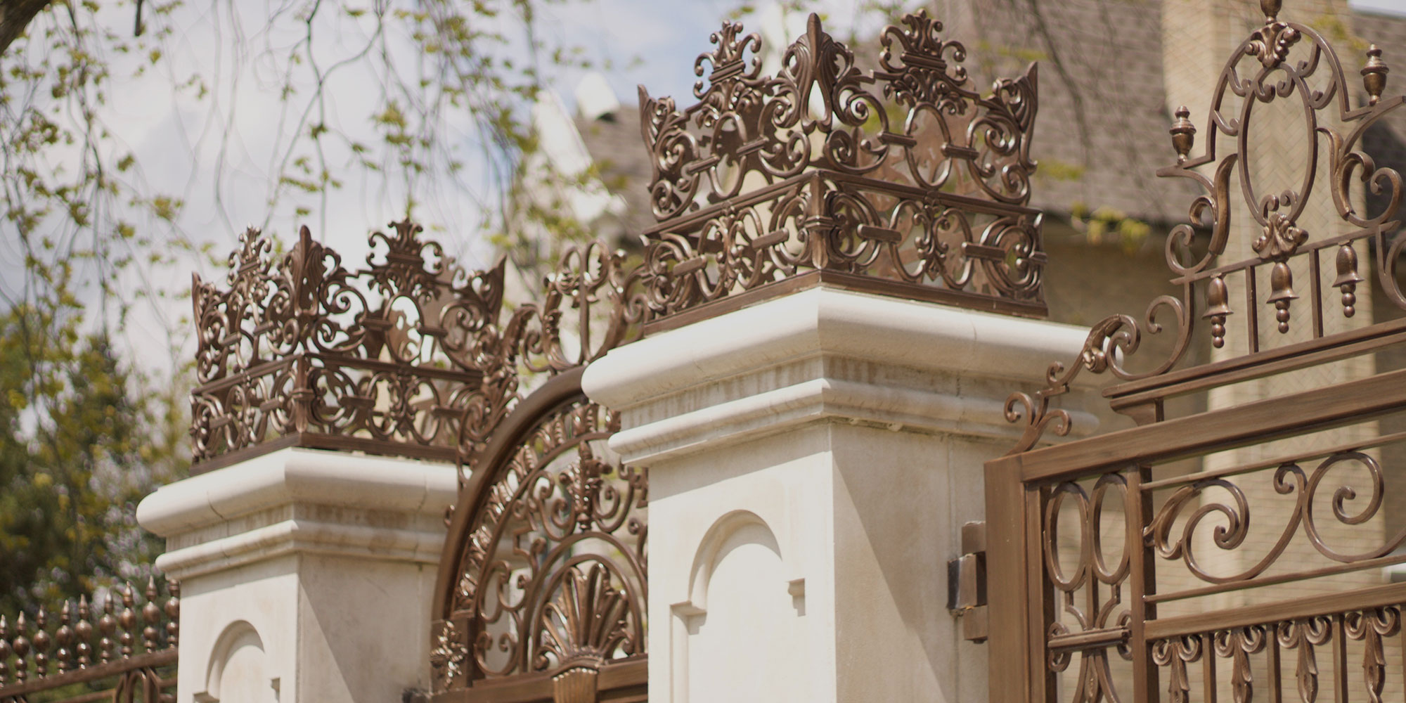 The Process Of Selecting The Right Decorative Gate For Your Estate