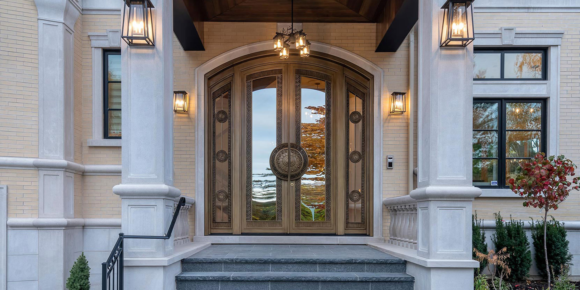 Custom Exterior Metal Doors That Add Curb Appeal to Your Property