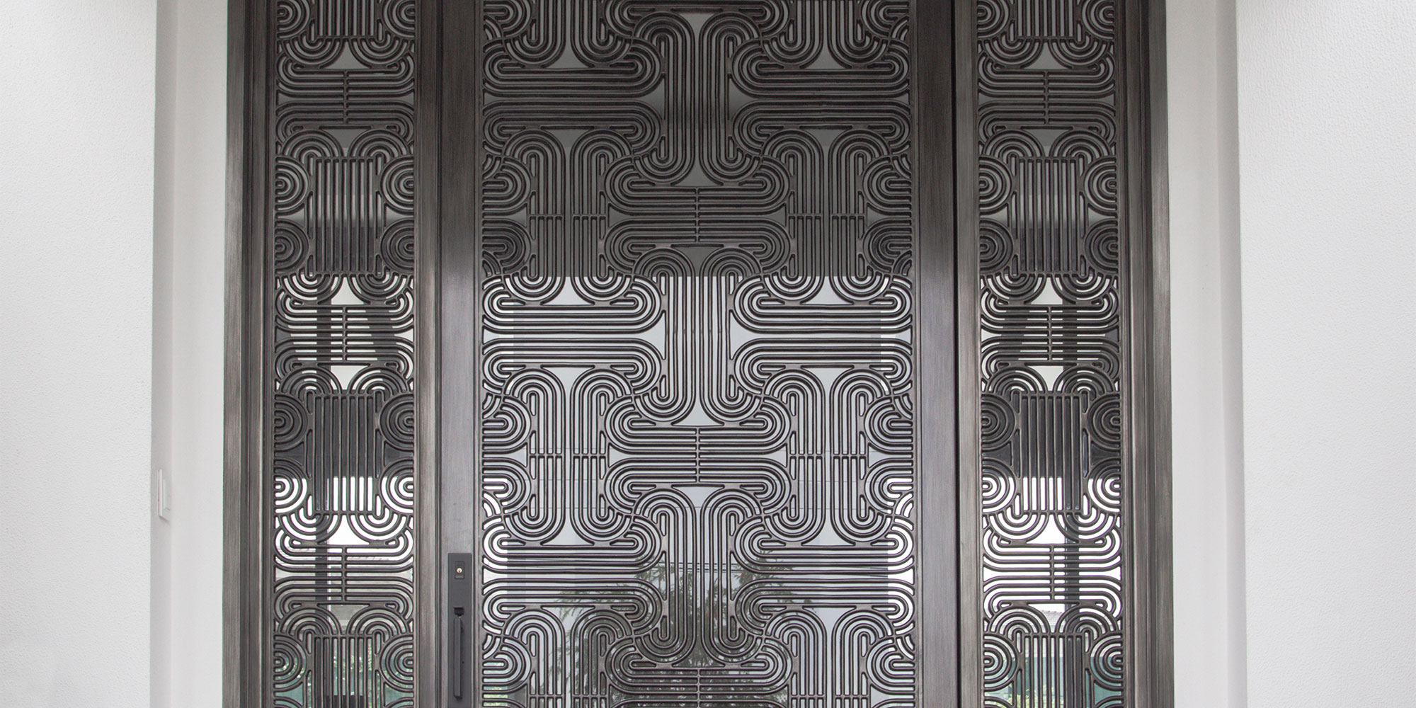 Four Benefits of Incorporating A Custom Iron Front Door To Your Property