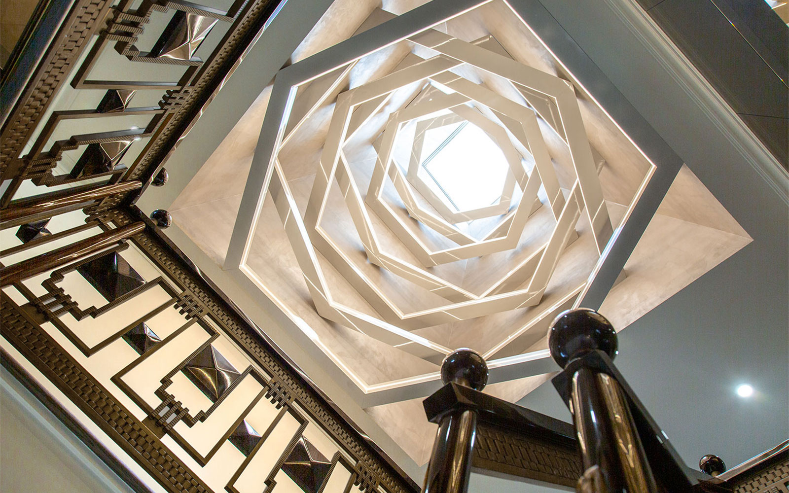 The Benefits of Incorporating a Custom Interior Staircase