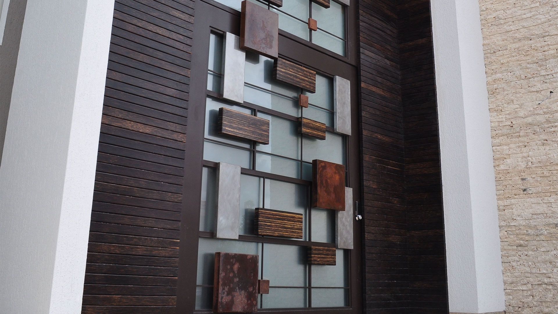 Add a Statement piece to your Estate with Custom Exterior Doors