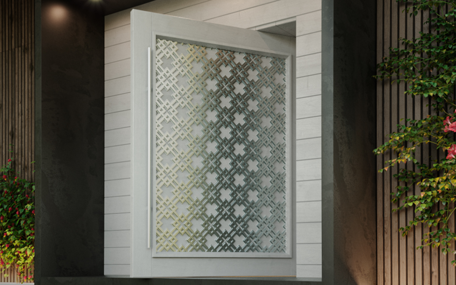 Contemporary Custom Front Door – 3 Things to Consider